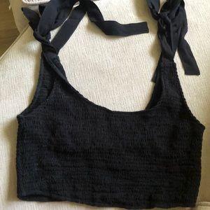 Indah Black top